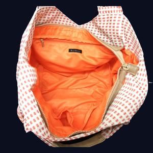 ブレード重ね折りバッグ