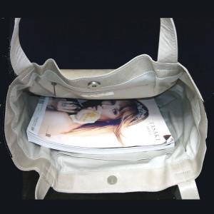 馬革・日本製トート