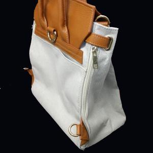 縦型バーキンタイプ3Wayバッグ