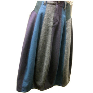 guziguziフラノスカート
