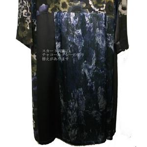 シルクワンピース ¥25,272